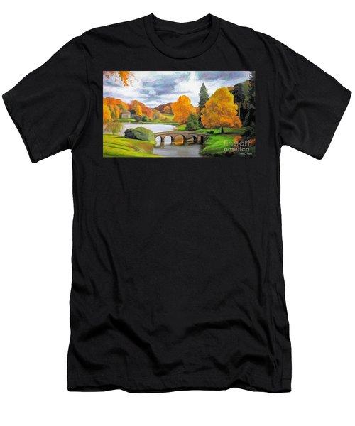 The Pantheon Men's T-Shirt (Athletic Fit)