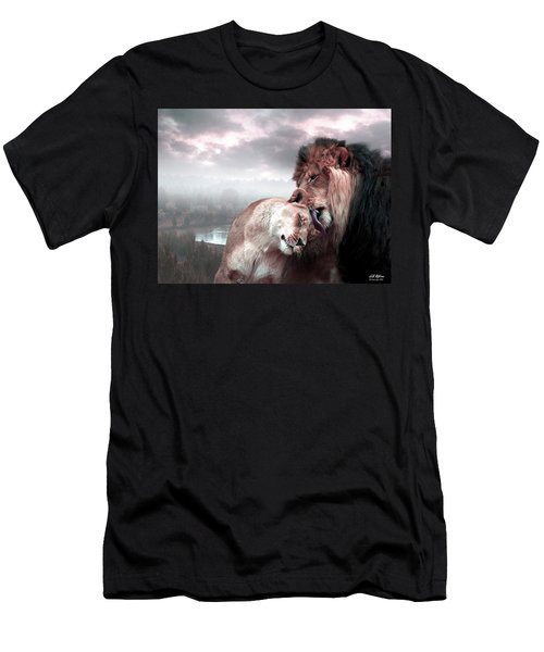 The Passion Men's T-Shirt (Athletic Fit)