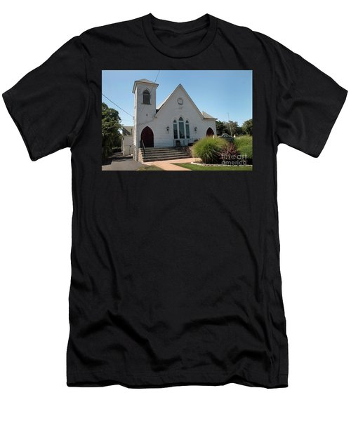 The Patchogue Seventh Day Adventist Church Men's T-Shirt (Athletic Fit)