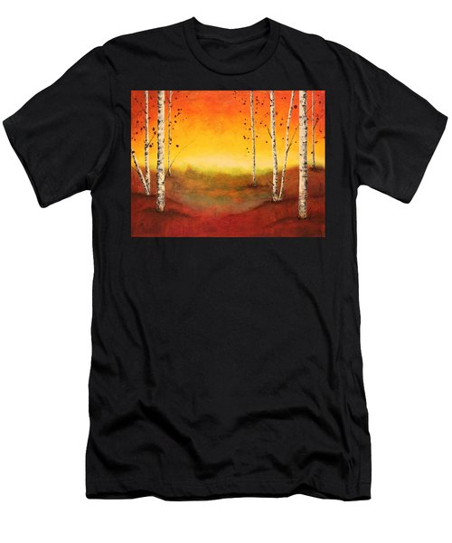 The Path Men's T-Shirt (Athletic Fit)