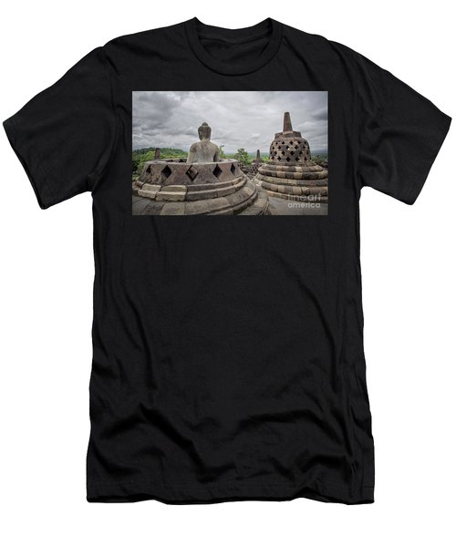 The Path Of The Buddha #5 Men's T-Shirt (Athletic Fit)