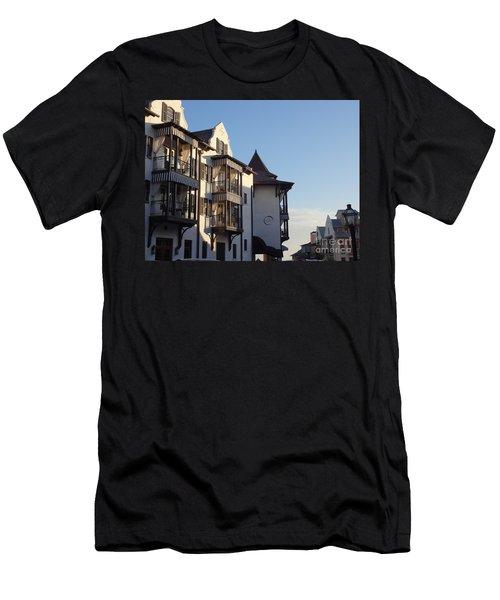 The Pearl Men's T-Shirt (Slim Fit) by Megan Cohen