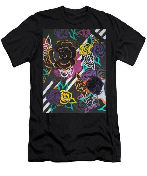 The Petals Of Prosperity Men's T-Shirt (Athletic Fit)