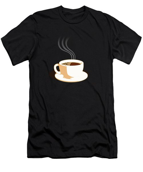 The Perfect Cup Of Coffee Men's T-Shirt (Athletic Fit)