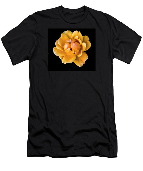 The Perfect Rose Men's T-Shirt (Slim Fit) by Venetia Featherstone-Witty