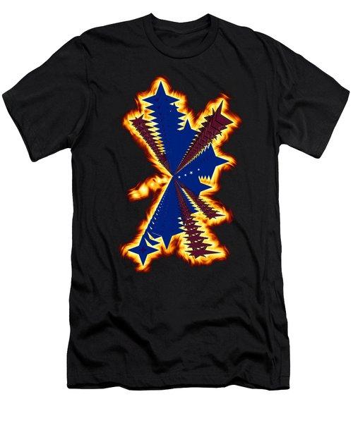 The Phoenix Men's T-Shirt (Slim Fit) by Cathy Harper