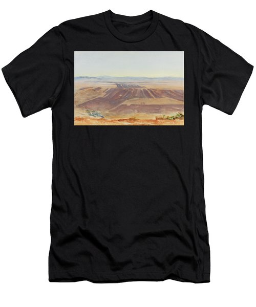 The Plains Of Nazareth Men's T-Shirt (Athletic Fit)