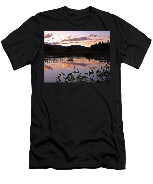 The Poetry Of Twilight Men's T-Shirt (Athletic Fit)