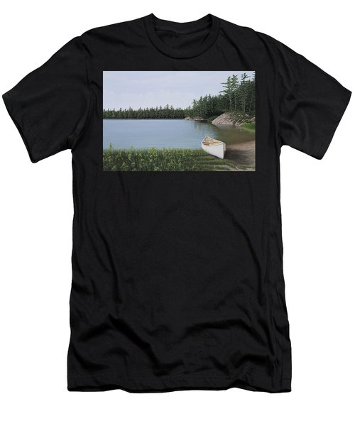 The Portage Men's T-Shirt (Athletic Fit)