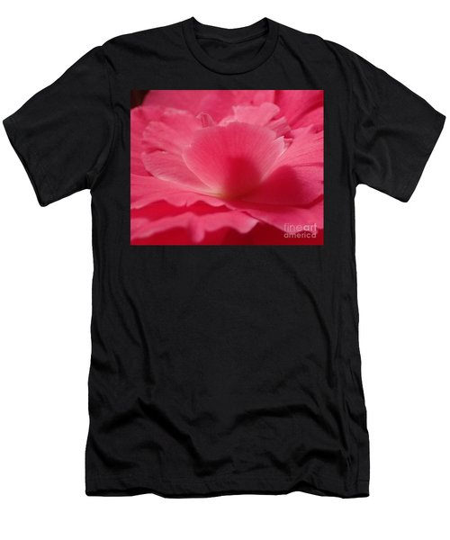 The Power Of Pink Men's T-Shirt (Athletic Fit)