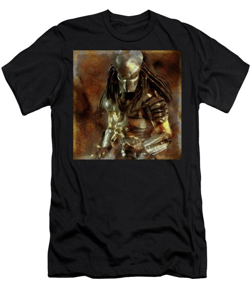 The Predator Scroll Men's T-Shirt (Athletic Fit)