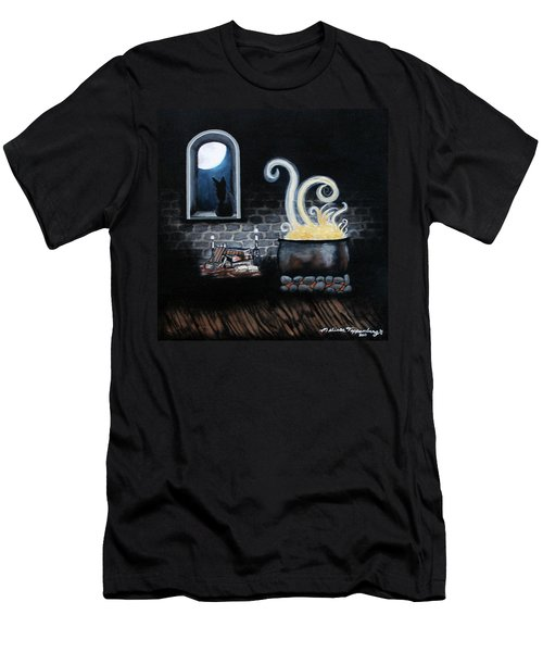 The Spell Men's T-Shirt (Athletic Fit)