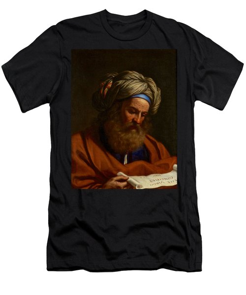 The Prophet Isaiah Men's T-Shirt (Athletic Fit)