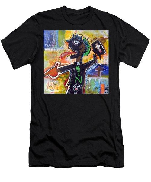 The Prophet Men's T-Shirt (Athletic Fit)
