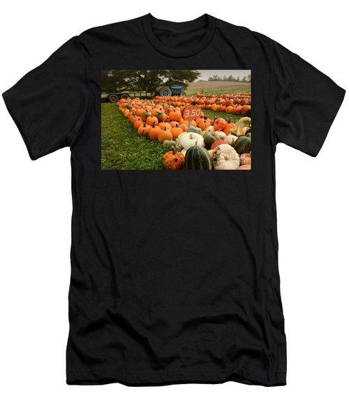The Pumpkin Farm One Men's T-Shirt (Athletic Fit)