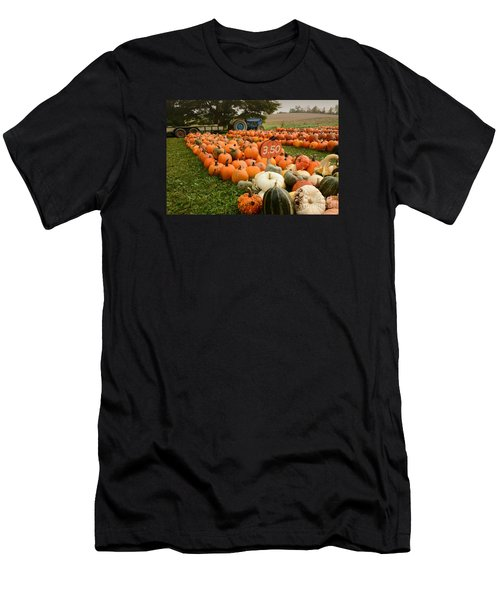 The Pumpkin Farm One Men's T-Shirt (Athletic Fit)
