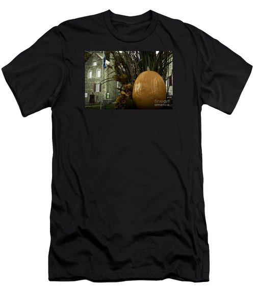 The Pumpkin. Men's T-Shirt (Athletic Fit)