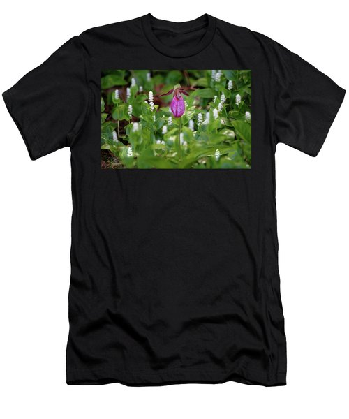 The Queen And Her Minions Men's T-Shirt (Athletic Fit)