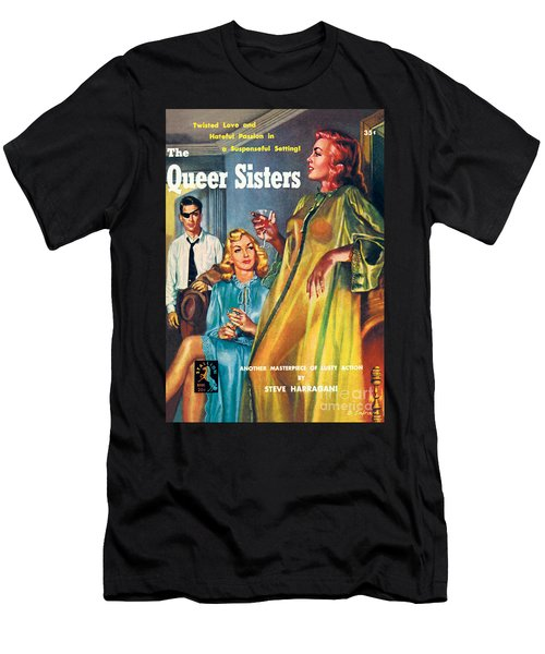 The Queer Sisters Men's T-Shirt (Athletic Fit)