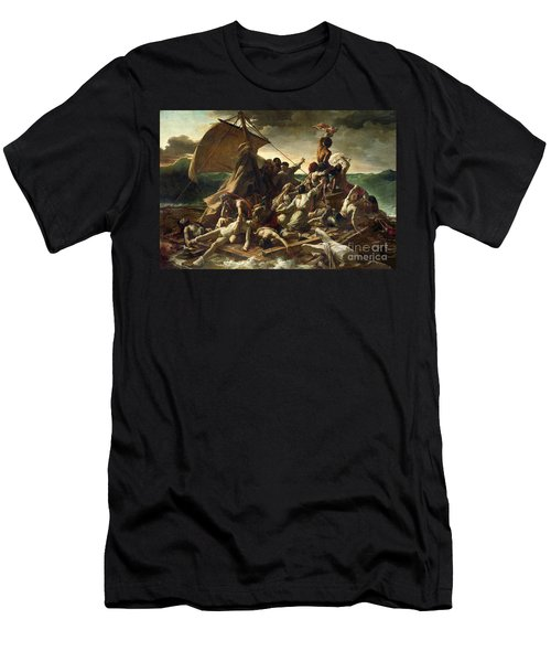 The Raft Of The Medusa Men's T-Shirt (Athletic Fit)