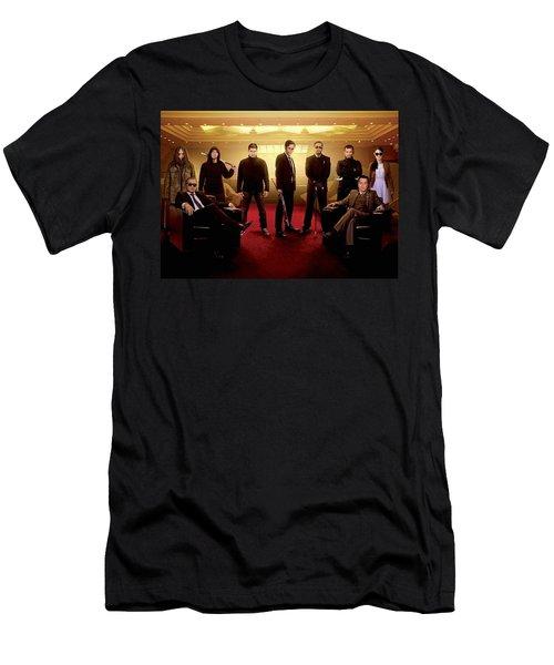 The Raid 2 Men's T-Shirt (Athletic Fit)