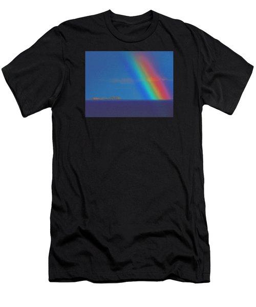 The Rainbow Men's T-Shirt (Athletic Fit)