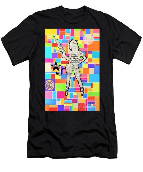 The Rebel Men's T-Shirt (Athletic Fit)