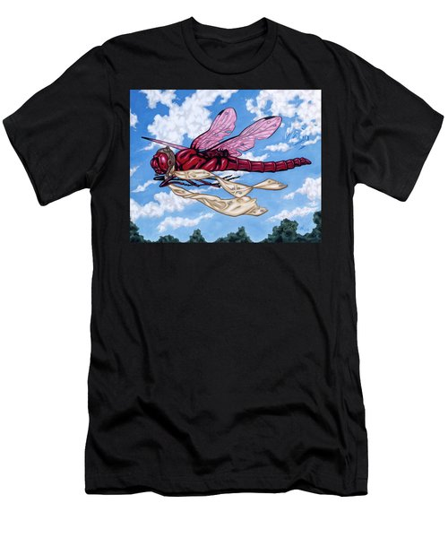 The Red Baron Men's T-Shirt (Athletic Fit)