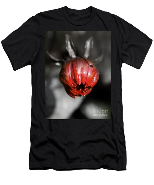 The Red Dahlia Men's T-Shirt (Athletic Fit)