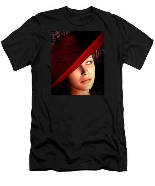 The Red Hat Men's T-Shirt (Athletic Fit)