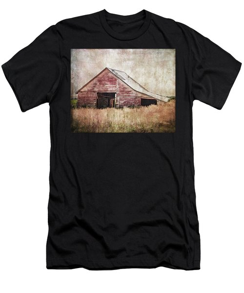 The Red Shed Men's T-Shirt (Athletic Fit)
