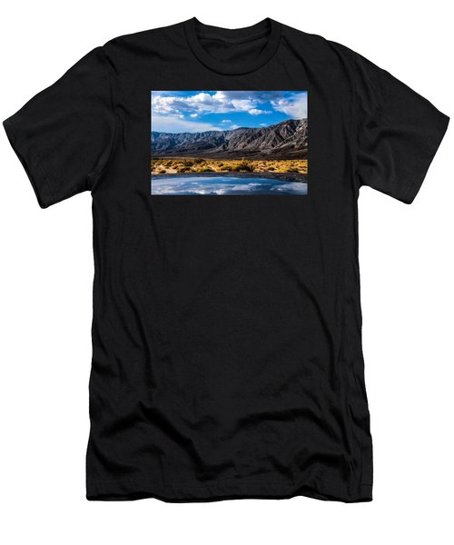 The Reflection On The Roof Men's T-Shirt (Athletic Fit)