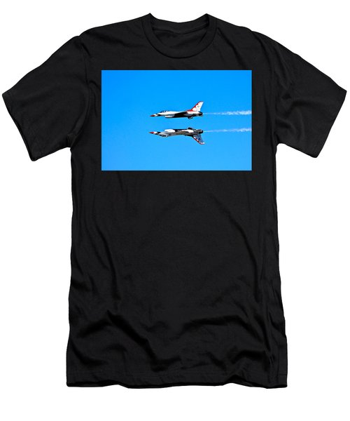The Reflection Pass Men's T-Shirt (Athletic Fit)