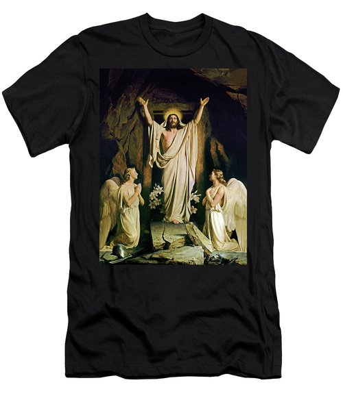 The Resurrection Men's T-Shirt (Athletic Fit)