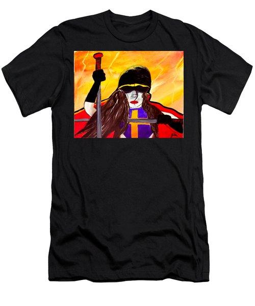The Resurrection  Men's T-Shirt (Athletic Fit)