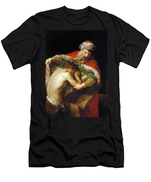 The Return Of The Prodigal Son Men's T-Shirt (Athletic Fit)