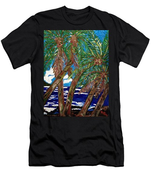 The Ride To Opihikao Men's T-Shirt (Athletic Fit)