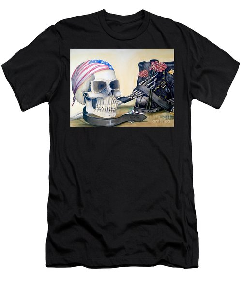 The Rider Men's T-Shirt (Athletic Fit)