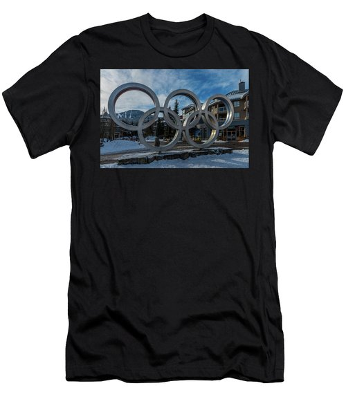 The Rings Men's T-Shirt (Athletic Fit)
