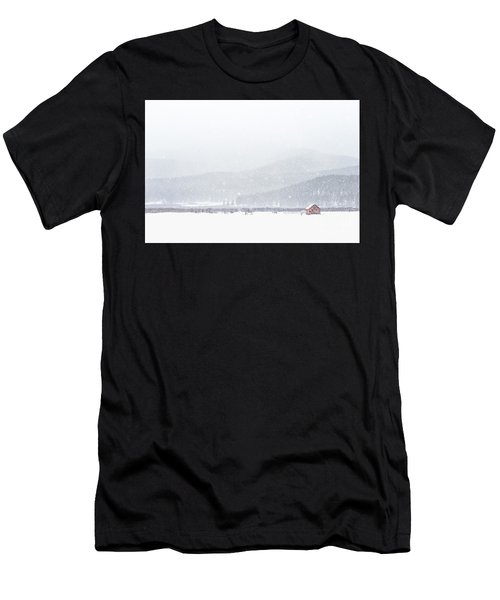 The Rise Of Winter Men's T-Shirt (Athletic Fit)