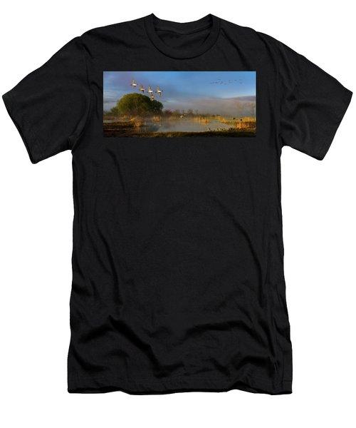 The River Bottoms Men's T-Shirt (Athletic Fit)