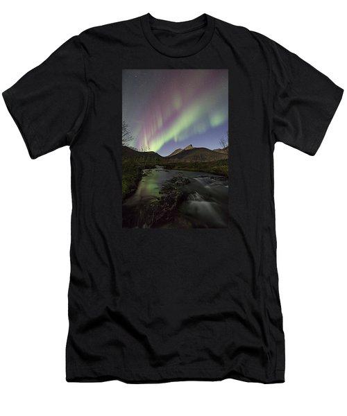 The Creek I Men's T-Shirt (Athletic Fit)