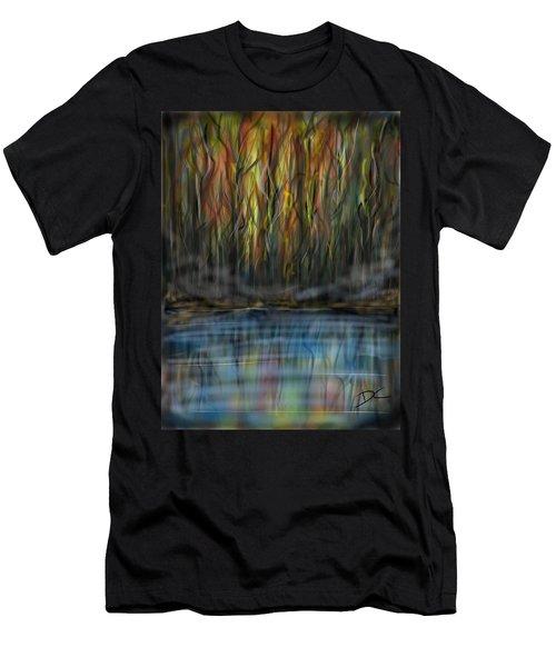 The River Side Men's T-Shirt (Athletic Fit)
