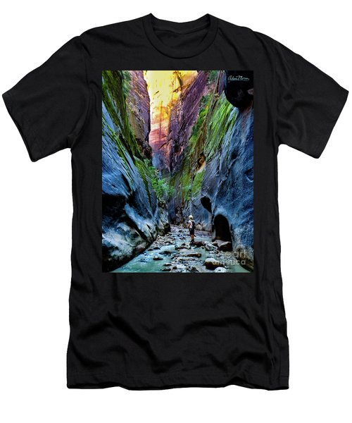 The Riverbend Men's T-Shirt (Athletic Fit)