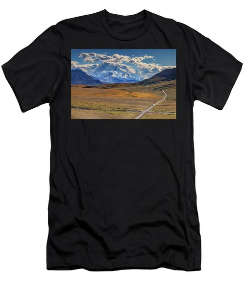 The Road To Denali Men's T-Shirt (Athletic Fit)