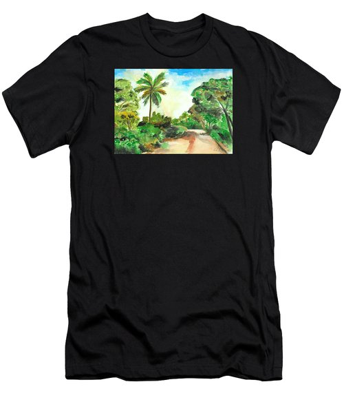The Road To Tiwi Men's T-Shirt (Athletic Fit)