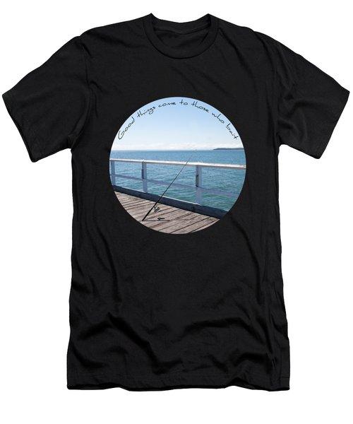 The Rod Men's T-Shirt (Athletic Fit)