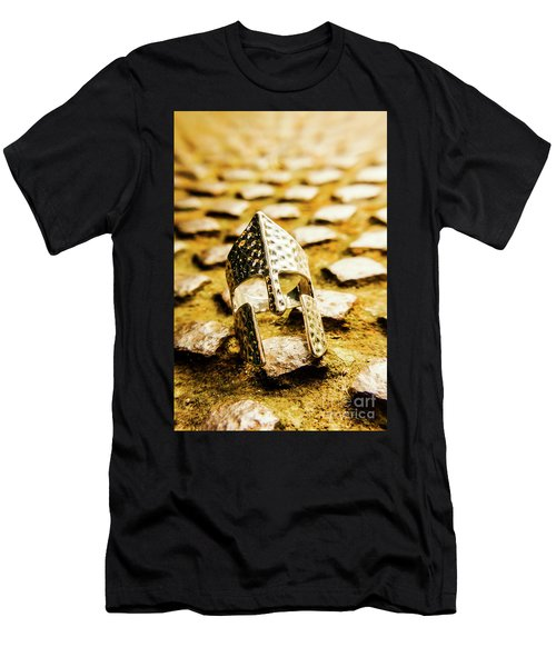 The Roman Pavement Men's T-Shirt (Athletic Fit)