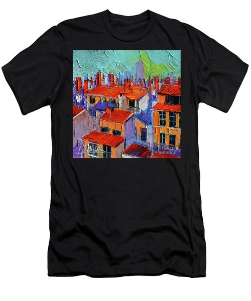 The Rooftops Men's T-Shirt (Athletic Fit)