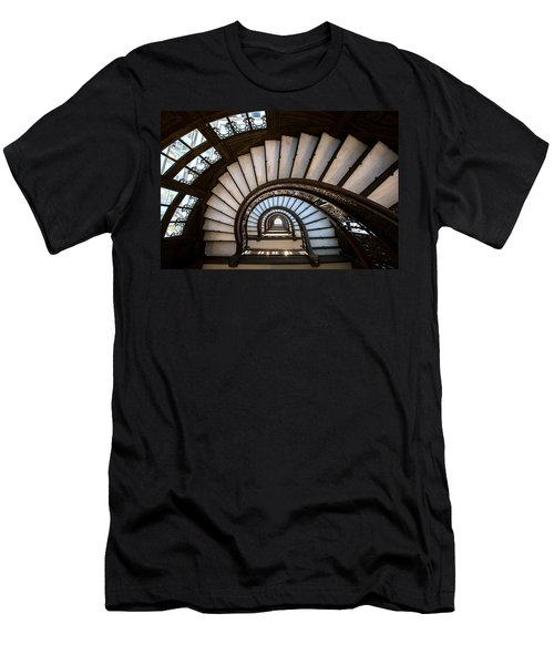 The Rookery - Chicago Men's T-Shirt (Athletic Fit)